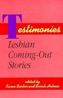 Testemonies