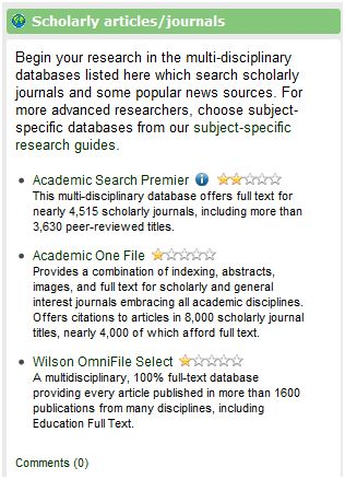 Scholarlyinfo